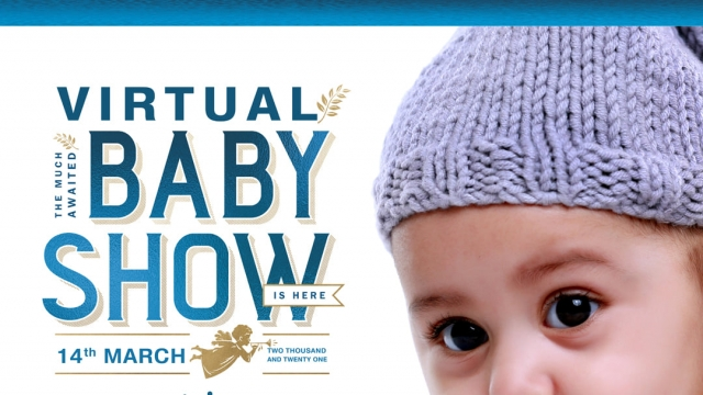 Mother's Pride Virtual Baby Show – 14th March 2021.