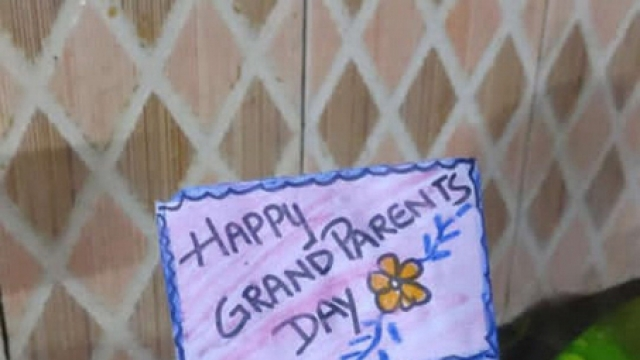 Grand Parents day 2021