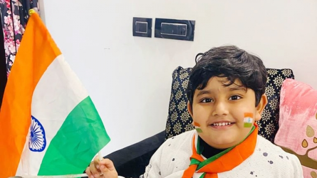 REPUBLIC DAY STIRS THE SOULS OF THE PRIDEENS WITH PATRIOTISM