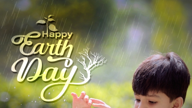 LET'S TAKE CARE OF MOTHER EARTH LIKE IT TAKES CARE OF US