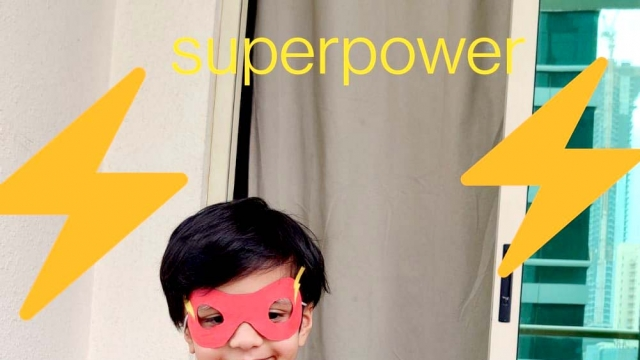 Celebrating  Real-life Superheroes