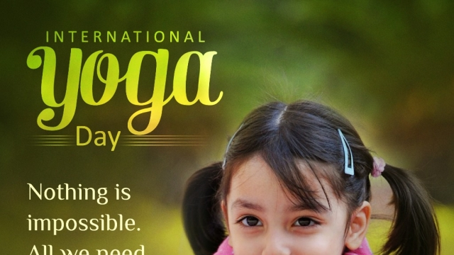 THIS WORLD YOGA DAY, MAKE YOGA A WAY OF LIFE!