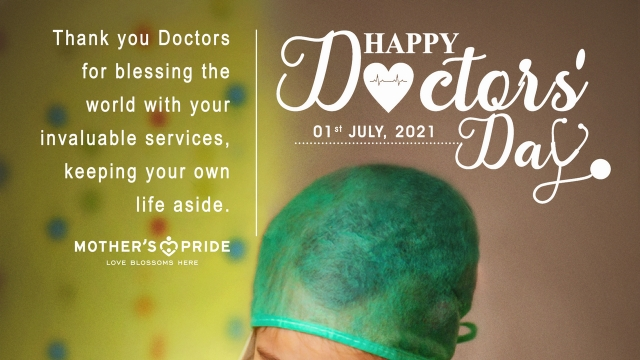 THANK YOU DOCTORS FOR YOUR SELFLESS SERVICE ROUND THE CLOCK!