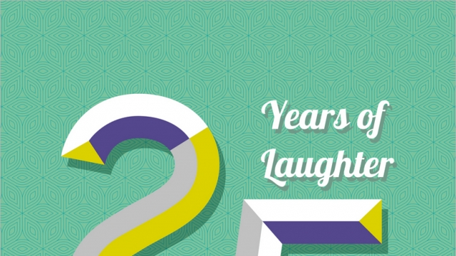 25 YEAR OF LAUGHTER