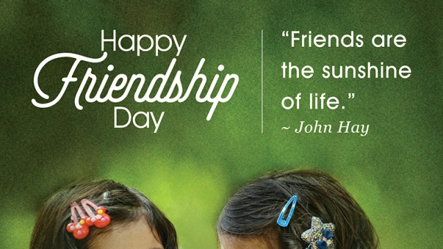 THE PRECIOUS BOND OF FRIENDSHIP BLOSSOMS AT MOTHER'S PRIDE!