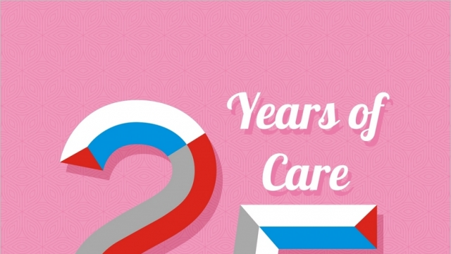 25 YEARS OF CARE