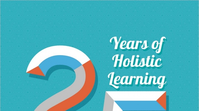 25 YEARS OF HOLISTIC LEARNING