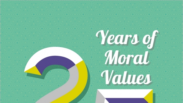 25 YEARS OF MORAL VALUES
