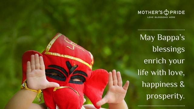 MAY LORD GANESHA SHOWER HIS BLESSINGS ON YOU & YOUR LOVED ONES!