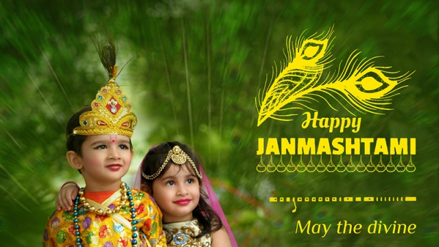 MAY THE BLESSINGS OF LORD KRISHNA ALWAYS BE WITH YOU!