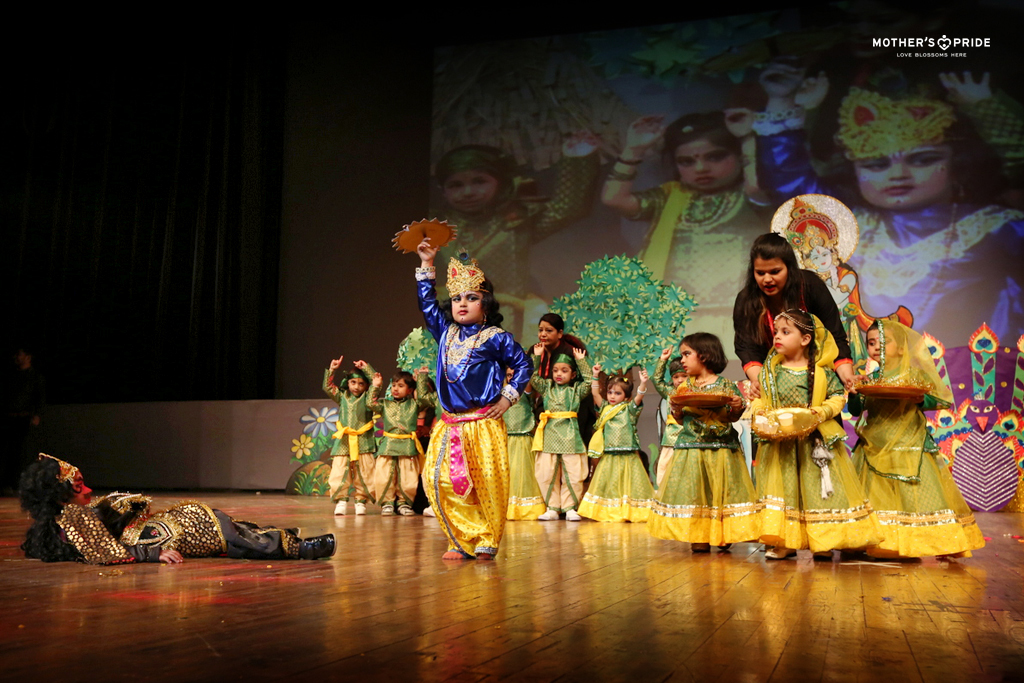 Mother's Pride » AWE-INSPIRING ACTS AT ANNUAL FEST'2017 ...